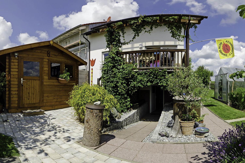 Read more about the article Im Garten – Grillplatz