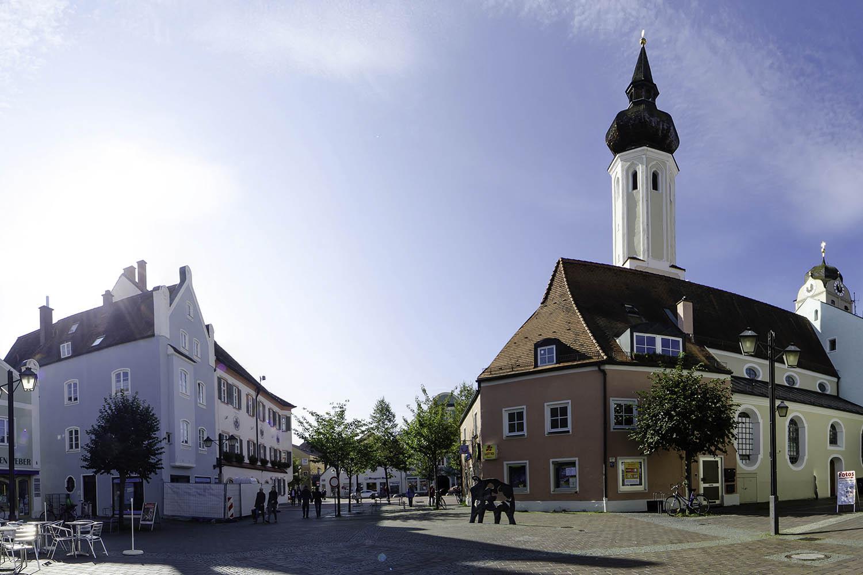 Read more about the article Erding – Altstadt
