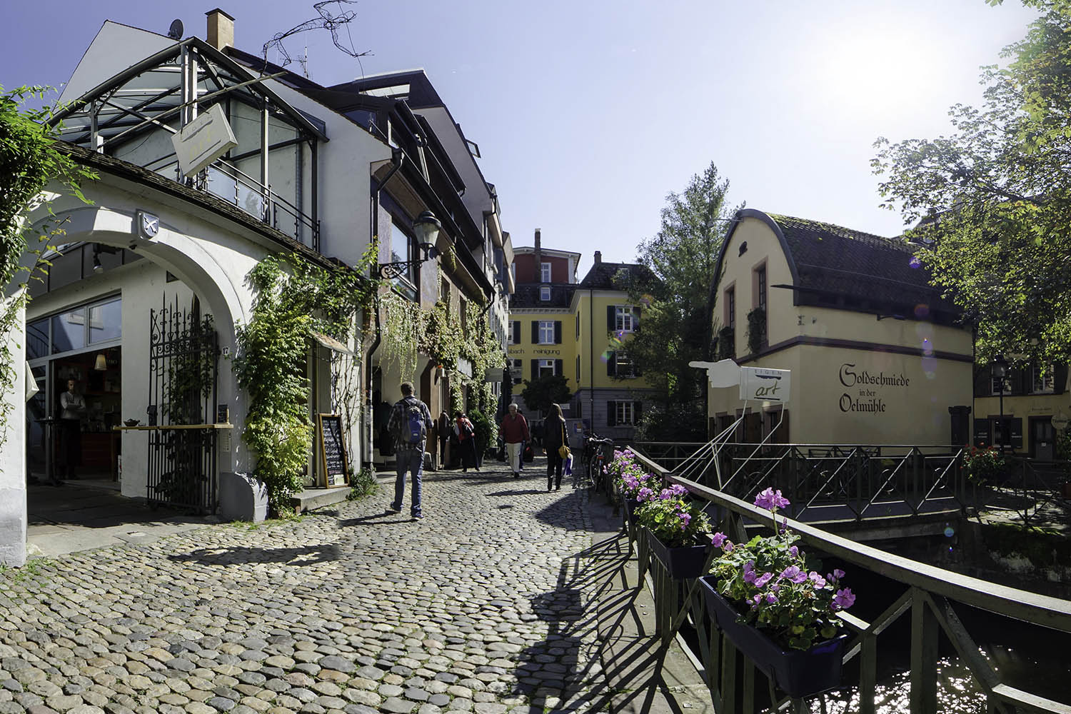 Read more about the article Freiburg – Insel