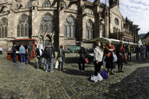Read more about the article Freiburg – Münsterplatz