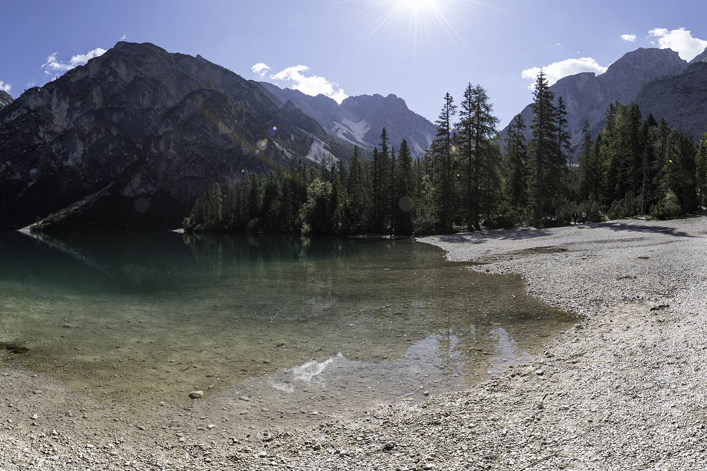 Read more about the article Südtirol – Pragser Wildsee